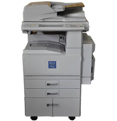 Photocopy machine on rent in Karachi Ricoh 1035, Ricoh Aficio 1035