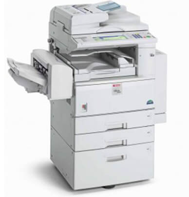 Rental copier in karachi Ricoh 3035, Ricoh Aficio 3035