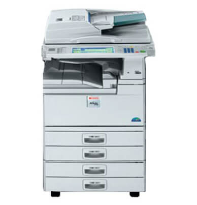 Photocopier machine for rent in Karachi Ricoh 3045, Ricoh Aficio 3045