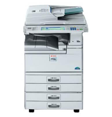 Photocopier machine for rent in Karachi Ricoh 3045, Ricoh Aficio 3045
