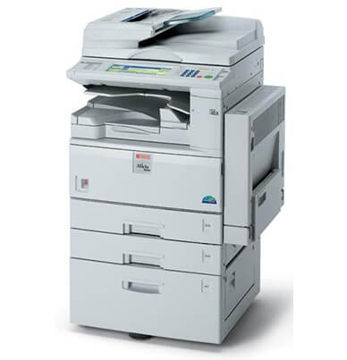 Rental Copiers in Karachi Ricoh 3010, Ricoh Aficio MP 3010