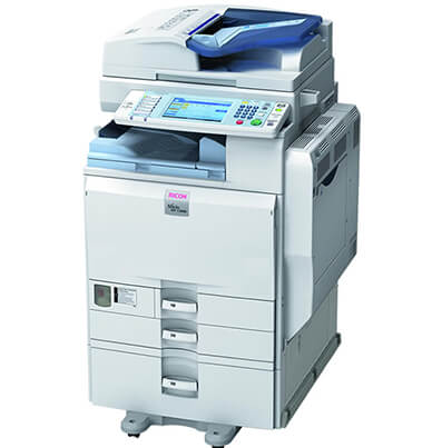 Color Photocopier on Rent in Karachi, Ricoh Aficio MP C4000